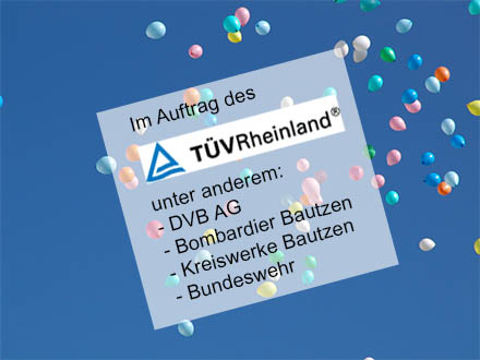 TÜV Rheinland - IT-Coaching, IT-Schulung